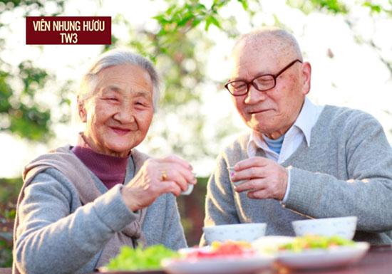 Công dụng của nhung hươu cho người già: giúp tăng tuần hoàn máu, giảm đau nhức xương
