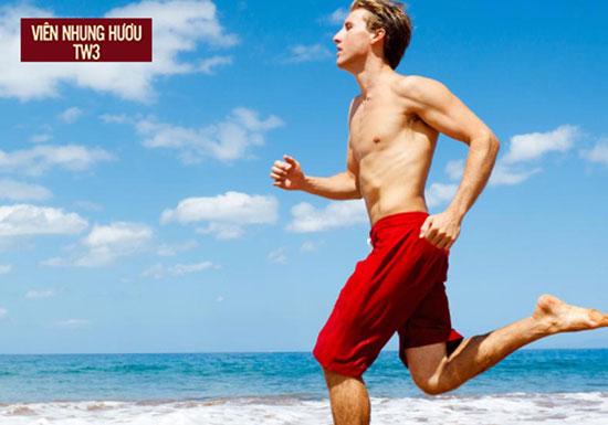 Nhung hươu giúp tăng sức bền, phát triển cơ cho người chơi thể thao