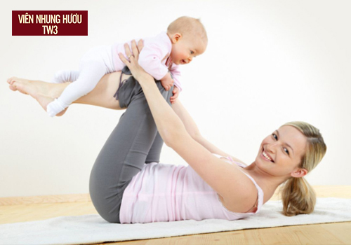 Dùng nhung hươu cho phụ nữ sau sinh không chỉ tốt cho sức khỏe của mẹ, mà còn giúp tăng sức đề kháng cho bé