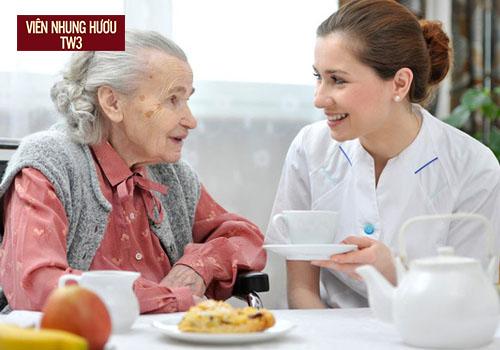 Tạo thực đơn với những thực phẩm dành cho người già biếng ăn một cách phù hợp