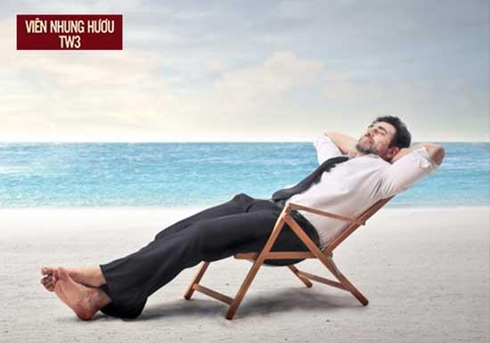 Hãy nghỉ ngơi để giữ cơ thể ở trạng thái cân bằng