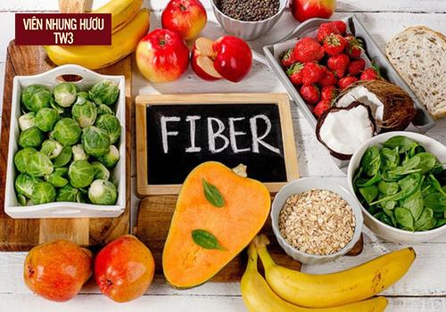 Thực phẩm giàu chất xơ tốt cho cơ thể