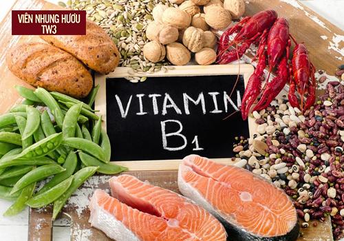 Các thực phâm chứa viamin B1 rất tốt cho người sau phẫu thuật dạ dày