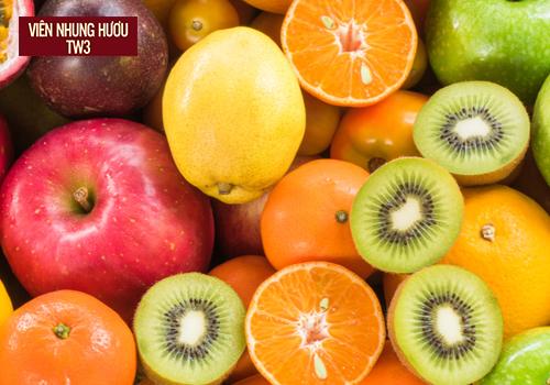 Chọn các loại quả chín cho người sau phẫu thuật dạ dày