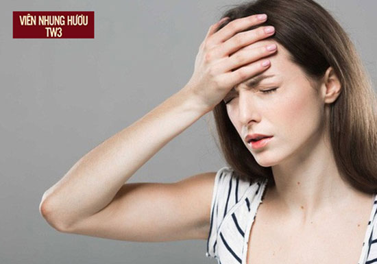 Những cơn hoa mắt chóng mặt khiến bạn vô cùng mệt mỏi