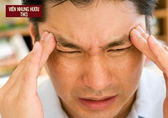 Hoa mắt chóng mặt có thể xảy ra bất cứ lúc nào