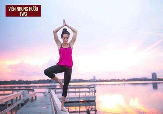 Thường xuyên luyện tập thể dục giúp tinh thần thoải mái, đẩy lùi chứng hoa mắt chóng mặt