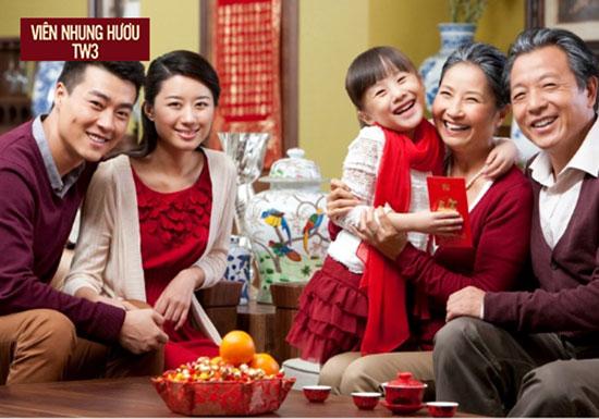 Gia đình vui vẻ hòa thuận có ảnh hưởng tích cực đến sức khỏe và tâm lý người cao tuổi