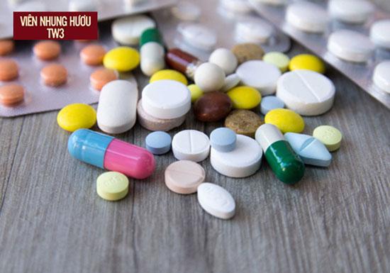 Một số loại thuốc an thần được dùng để chữa chứng hoa mắt chóng mặt