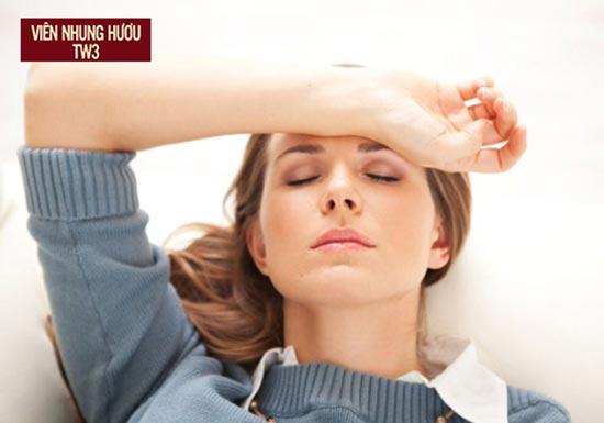 Uể oải, mệt mỏi là dấu hiệu suy nhược cơ thể