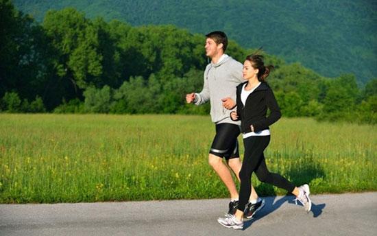 Tập thể dục nâng cao sức khỏe giúp ngăm ngừa chứng hoa mắt chóng măt xảy ra