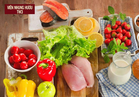 Lựa chọn thực phẩm tươi sạch để tốt cho sức khỏe và tạo cảm giác ngon miệng hơn