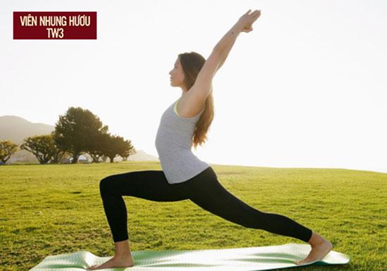 Duy trì yoga mỗi ngày giúp phục hồi da lão hóa