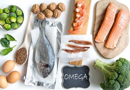 Bổ sung thực phẩm chứa omega 3 hỗ trợ giảm hoa mắt mờ mắt
