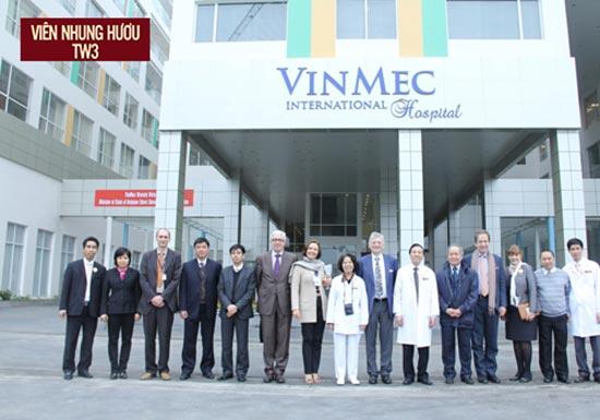 Bệnh viện đa khoa quốc tế Vinmec Times City địa chỉ uy tín chất lượng cao về khám chữa bệnh