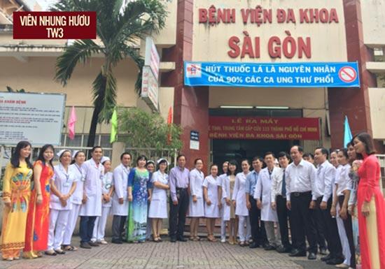 Nếu cần khám suy nhược có thể, bạn có thể đến bệnh viện đa khoa sài Gòn