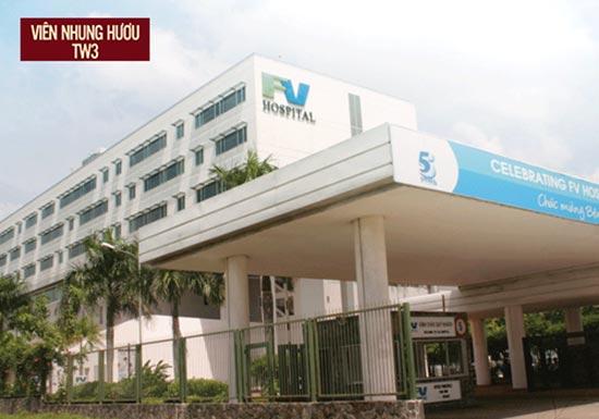 Bệnh viện Pháp – Việt Hồ Chí Minh – Nơi khám bệnh có vốn đầu tư 100% từ nước ngoài