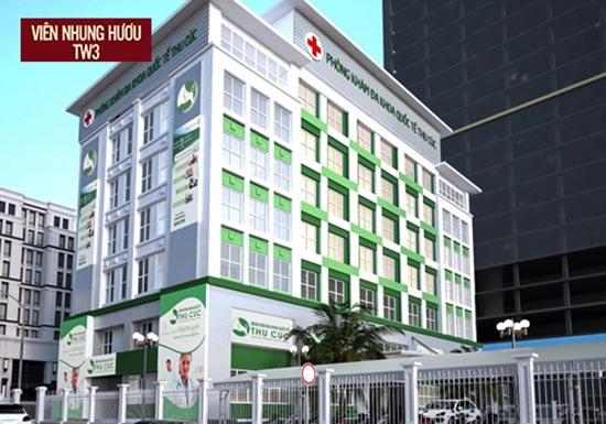 Bệnh viện đa khoa quốc tế Thu Cúc được đánh giá cao ở Hà Nội