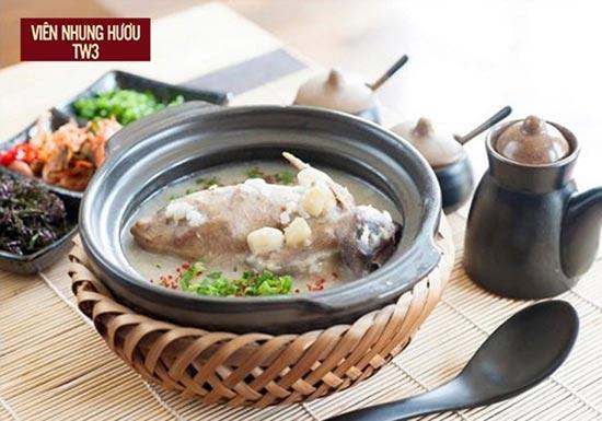 Cháo chim bồ câu câu có hàm lượng chất dinh dưỡng cao giúp bồi bổ cơ thể