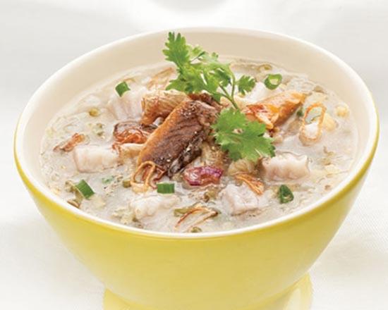 Cháo lươn món ăn giúp nâng cao sức đề kháng cho người mới ốm dậy