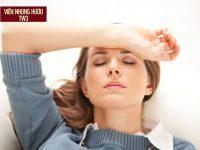 Có rất nhiều những dấu hiệu thể hiện rõ ràng là bạn đang suy nhược cơ thể