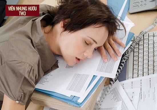 Stress là nguyên nhân chính gây nên suy nhược cơ thể