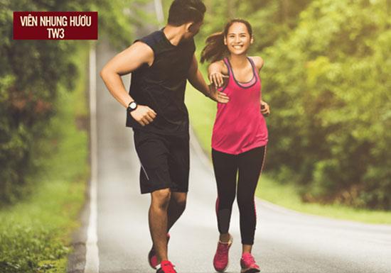 Vận động thể dục thường xuyên giúp tăng cường sức khỏe