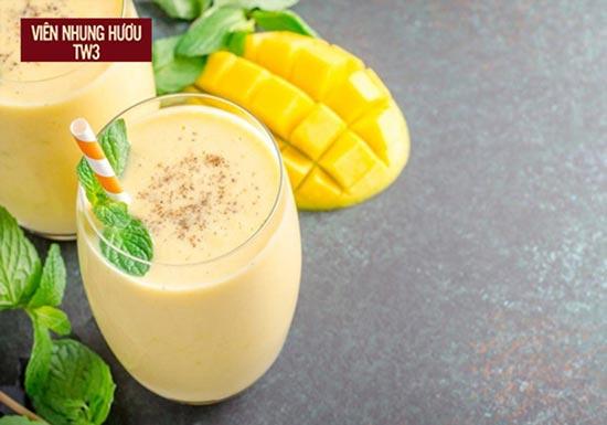 Các loại sinh tố rất dễ uống mà cung cấp nhiều vitamin và chất khoáng cho người suy nhược