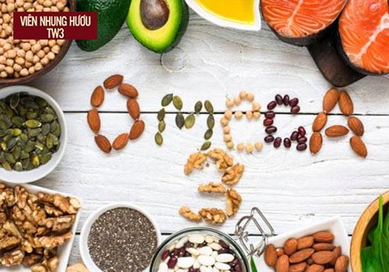 Các chất béo tốt từ omega-3 rất tốt cho người sau phẫu thuật