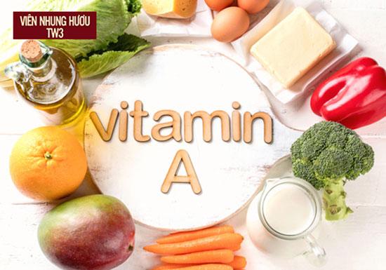 Vitamin A giúp tăng cường sức khỏe đẩy lùi mệt mỏi trong quá trình mang thai