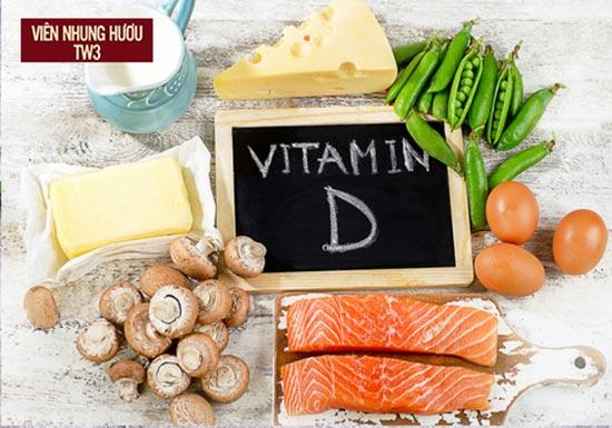 Các loại thực phẩm chứa vitamin D tốt cho người sau phẫu thuật dạ dày