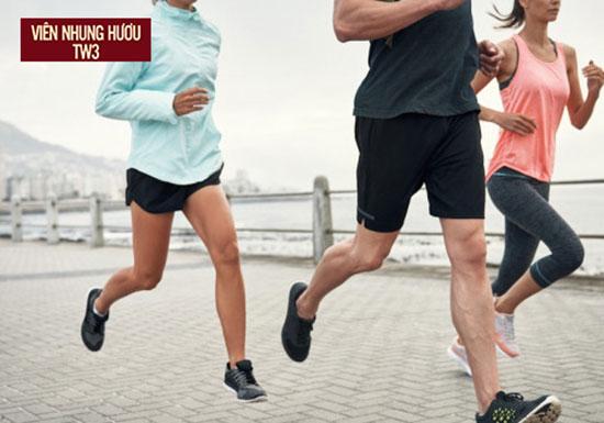 Chạy bộ là cách tập thể dục đơn giản để chữa suy nhược cơ thể