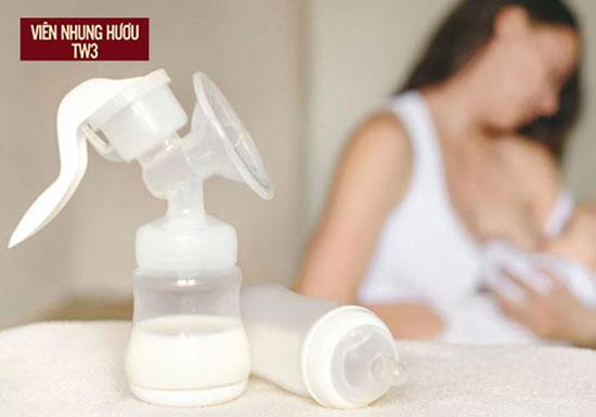 Mất sữa, ít sữa là triệu chứng suy nhược cơ thế sau sinh