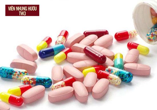 Sử dụng thêm các loại thuốc giúp sức đề kháng tốt hơn