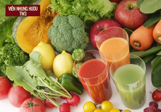 Thực đơn đầy đủ chất dinh dưỡng giúp phục hồi cơ thể bị suy nhược sau sinh