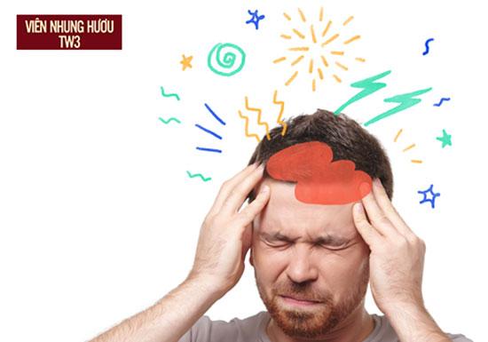 Các tác động của môi trường bên ngoài là một nguyên nhân gây hoa mắt chóng mặt đau đầu