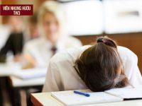 Suy nhược, mất ngủ ảnh hưởng đến khả năng ghi nhớ của bạn