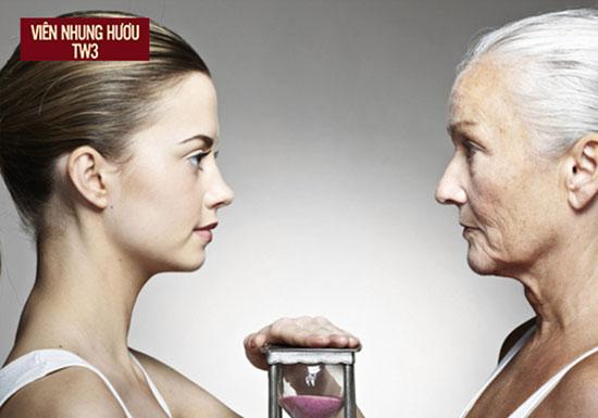 Lão hóa có thể diễn ra sớm hơn so với độ tuổi thật
