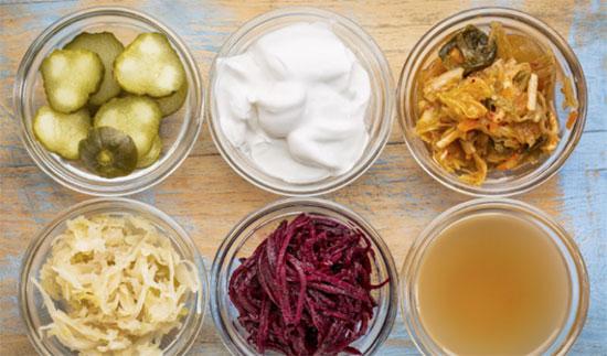 Thực phẩm giàu probiotic giúp người suy nhược hấp thu chất dinh dưỡng tốt hơn