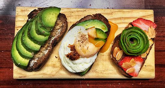 Bữa sáng cho người chơi thể thao đơn giản nhưng vẫn đủ năng lượng