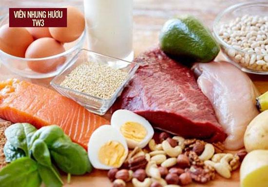 Chế độ dinh dưỡng khoa học, đa dạng giúp người mới ốm dậy nhanh chóng hồi phục