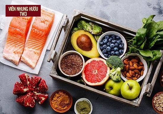 dinh dưỡng cho người sau phẫu thuật cần chứa nhiều protein