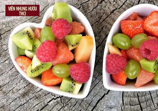 Hoa quả luôn là những thực phẩm tốt cho phụ nữ sau sinh