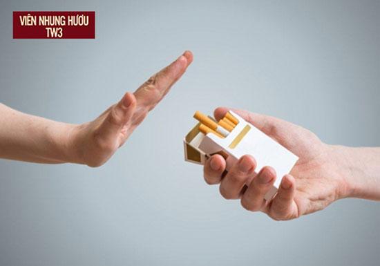 Để bảo vệ sức khỏe đường hô hấp hãy tránh xa khói thuốc