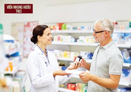 Sử dụng đúng liều lượng, thời gian theo hướng dẫn từ bác sĩ