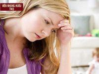 Đánh bay chứng đau đầu cho phụ nữ sau sinh NGAY TẠI NHÀ