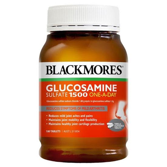 Thuốc bổ xương khớp Glucosamin Sunfat của thương hiệu nổi tiếng Blackmores