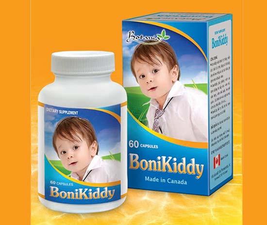Thuốc uống tăng sức đề kháng BoniKiddy đạt tiêu chuẩn cGMP của FDA, Health Canada, NSF International