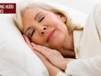 Thuốc bổ cho người già mất ngủ: 4 TPCN + 8 bài thuốc dân gian hữu ích