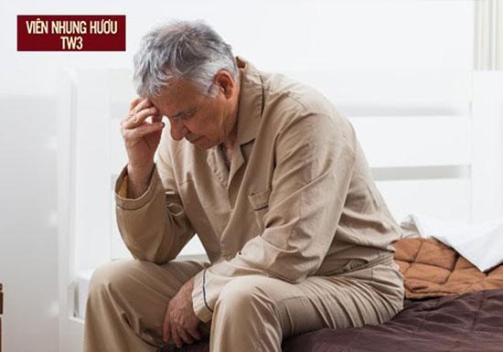Môi trường xung quanh ồn ào, không yêu tĩnh là một trong những nguyên nhân gây mất ngủ ở người già